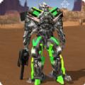 机器人自由开火游戏