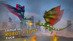 致命飞龙机器人游戏图3