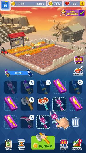 我割草贼6游戏安卓版图片2