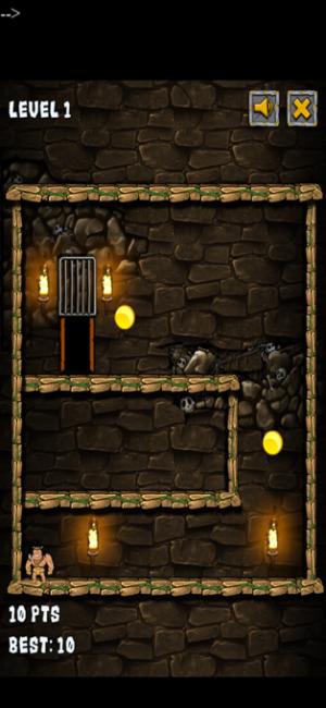 地牢勇士逃脱游戏图3