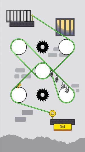 脱狱大逃亡游戏图1