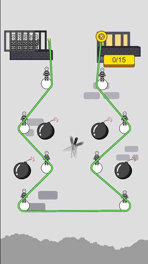 脱狱大逃亡游戏图2