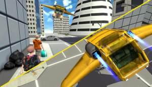 飞行垃圾车模拟器安卓版图1