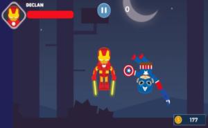 超级英雄决斗游戏图3