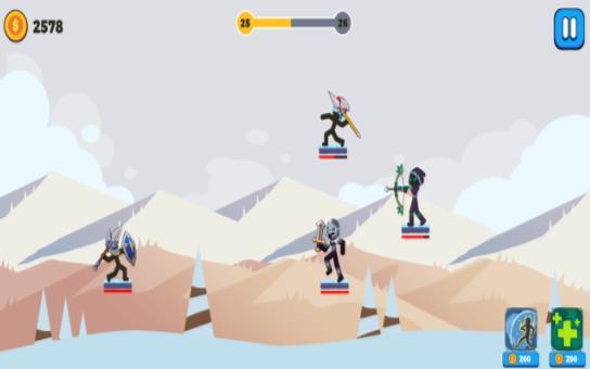 刺客弓箭手英雄游戏图3