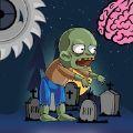 僵尸世界无休止的奔跑游戏