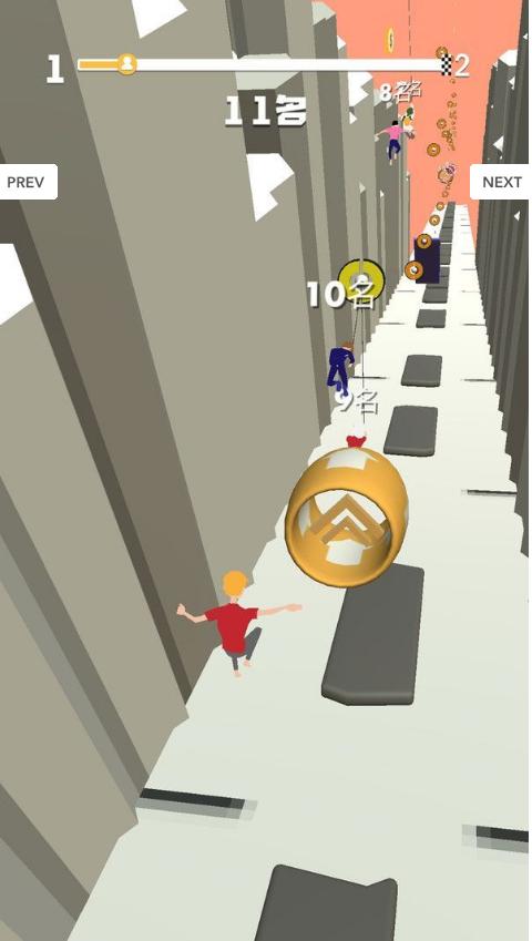 缆绳飞跃游戏图2