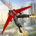 飞行英雄模拟器游戏