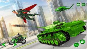 飞行英雄模拟器游戏图3