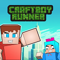 Craft Boy Runner游戏
