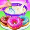 我的甜点甜甜圈食品厨房安卓版