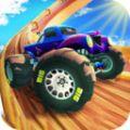 卡车特技模拟器游戏