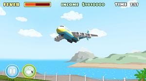 真实飞机场模拟游戏图1