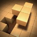 木块拼图消除游戏
