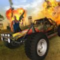 死亡汽车战场3D游戏