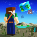 Cube Craft Survival Game