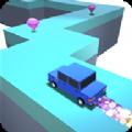 旋转汽车道路游戏