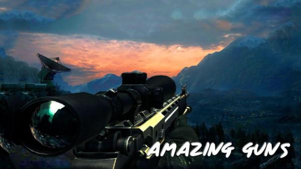 生化狙击突击队任务游戏图1