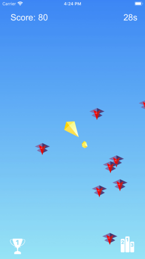 皮卡诺飞行冒险游戏图2