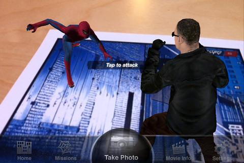 超凡蜘蛛侠增强现实app图1