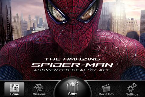 超凡蜘蛛侠增强现实app图2