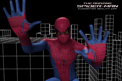 超凡蜘蛛侠增强现实app官方手机版图片1