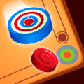 Carrom Disc Pool Board游戏